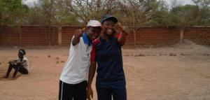 EN SALIDA CON LOS JOVENES-Dédougou-Burkina Faso