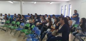 Jornada de formación en torno a bailes religiosos en Los Andes