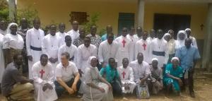 Apertura del Primer Instituto teológico para religiosos(as) a Ouagadougou-Burkina Faso