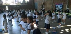 Con los niños salimos a anunciar la alegría de la Consolación de Dios. Muestra pedagógica