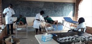 Campagne de don de sang au Collège Maria Rosa Molas