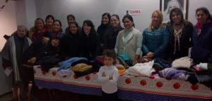 Ropero Solidario en Colegio de Tafí Viejo
