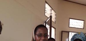 Profesión religiosa Noviciado de Ouagadougou