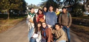 Gestos de Consolación en Hogar de Ancianos de Buenos Aires
