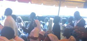 Célébration de la Journée mondiale de la Vie Consacrée-Ouagadougou-Burkina Faso