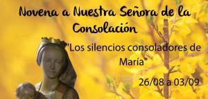 Novena a Nuestra Señora de la Consolación