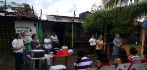 En salida...Grupo de Laicos Huixtla-México