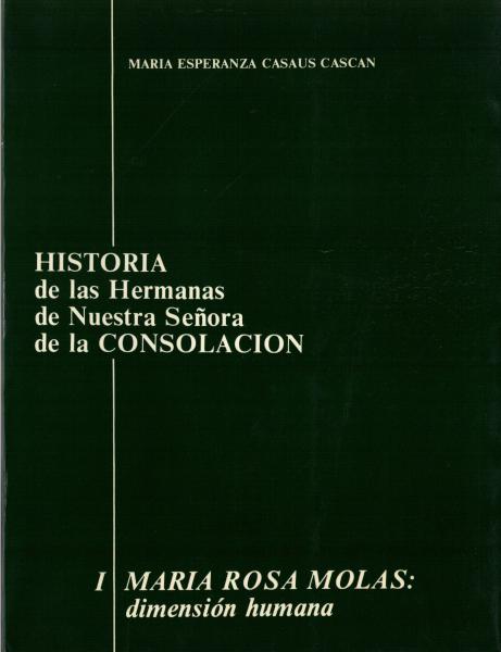 Historia de la Congregación