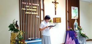 PASS TO THE NOVITIATE IN MANILA