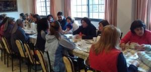 Reunión del Equipo de Formación en Misión Compartida de la Provincia