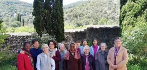 ENCUENTRO DE HERMANAS PLATAFORMA OESTE 17 AL 19 DE MAYO
