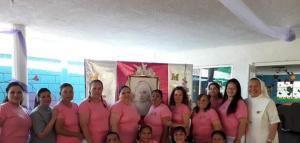 Fiesta Santa María Rosa Molas