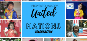 CELEBRATION OF UNITED NATIONS IN MAKOPA PROJECT