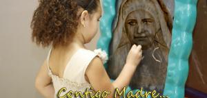 Oración junto a María Rosa Molas...