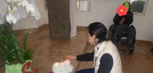Cuarta Renovación de votos hermana Yessica Zapata