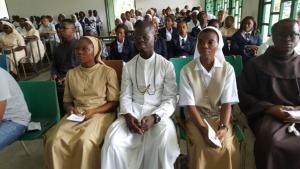 Eucaristía de principio de curso en el Centro Lasaliano Africano