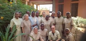 Asamblea extraordinaria de la Vice provincia de África