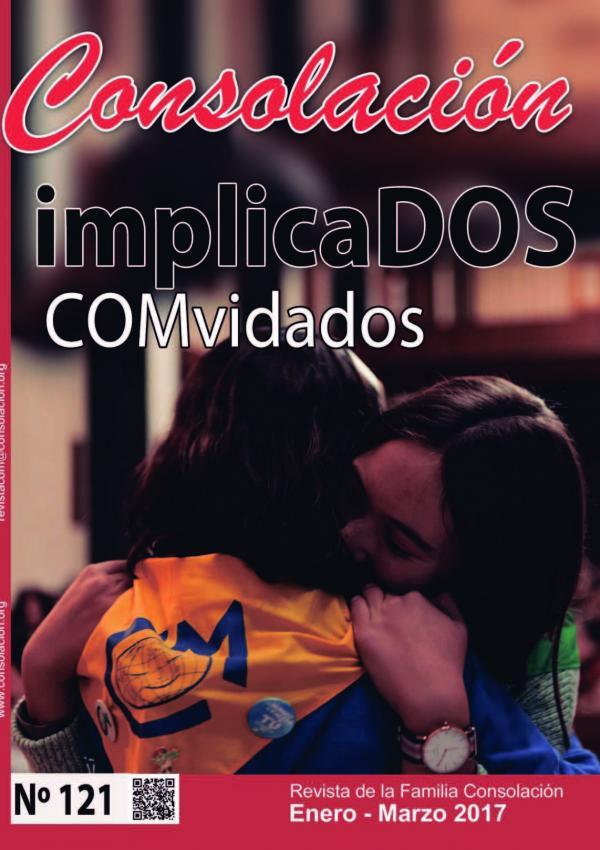 Revista Consolación Nº 121