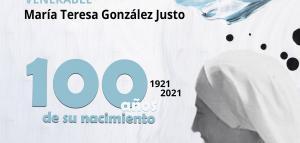 Centenario Ma. Teresa González Justo