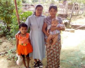 Sister Mai Ni Lar Shwe (Esther)