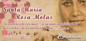 NOVENA A SANTA MARÍA ROSA MOLAS