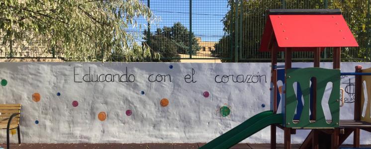 Colegio M. Mª Rosa Molas Zaragoza