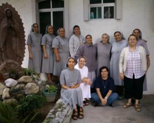 Hermana Josefina Llop (25 años misionera en México)