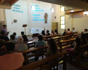 VILLA SANTA ROSA (San Juan) Colegio Ntra. Sra. de la Consolación