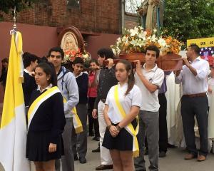 CONCEPCION (Tucumán) Colegio Ntra. Sra. de la Consolación