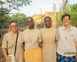 OUAGADOUGOU-COMUNIDAD APOSTOLICA
